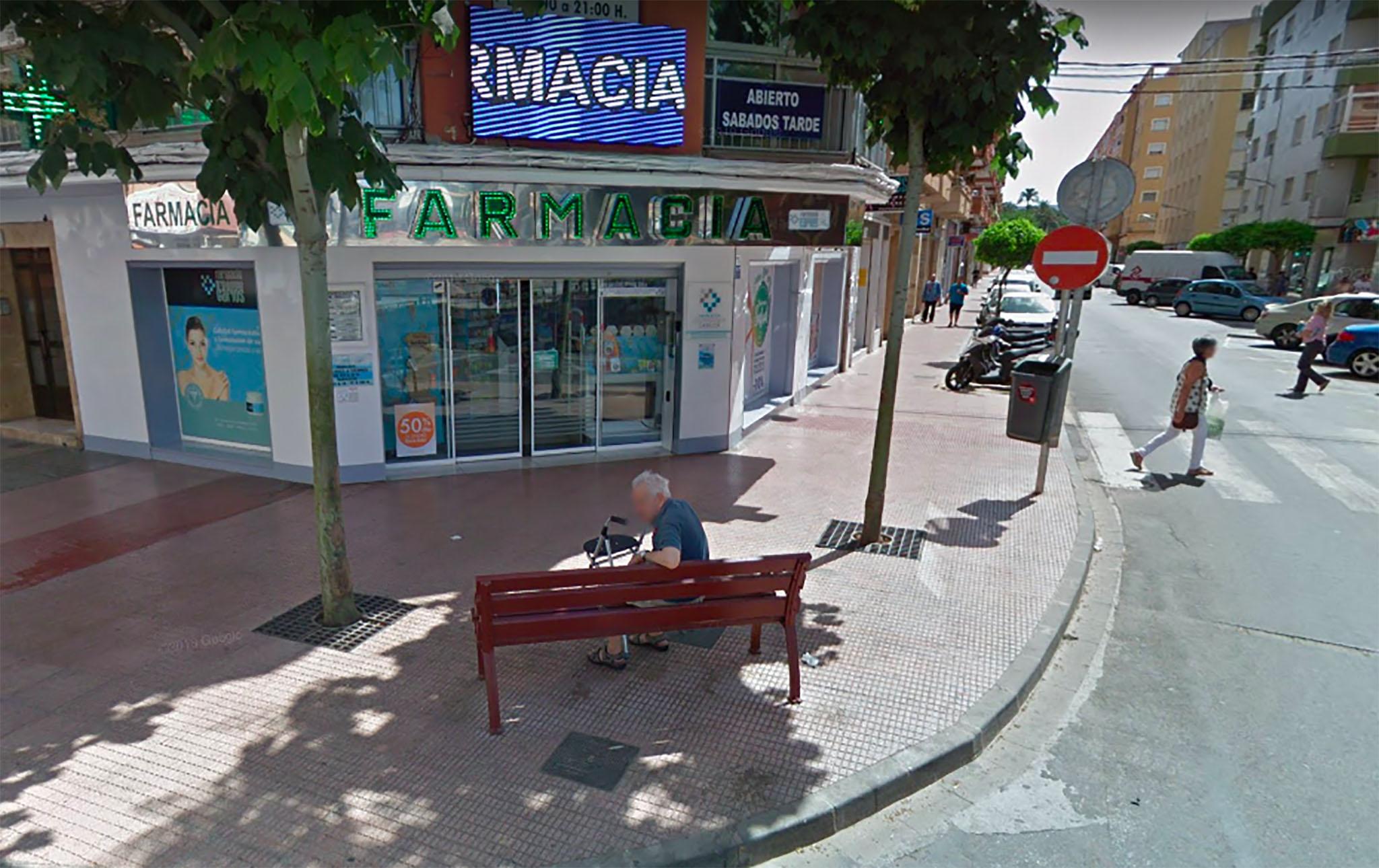 Farmàcia MªPaz Dénia