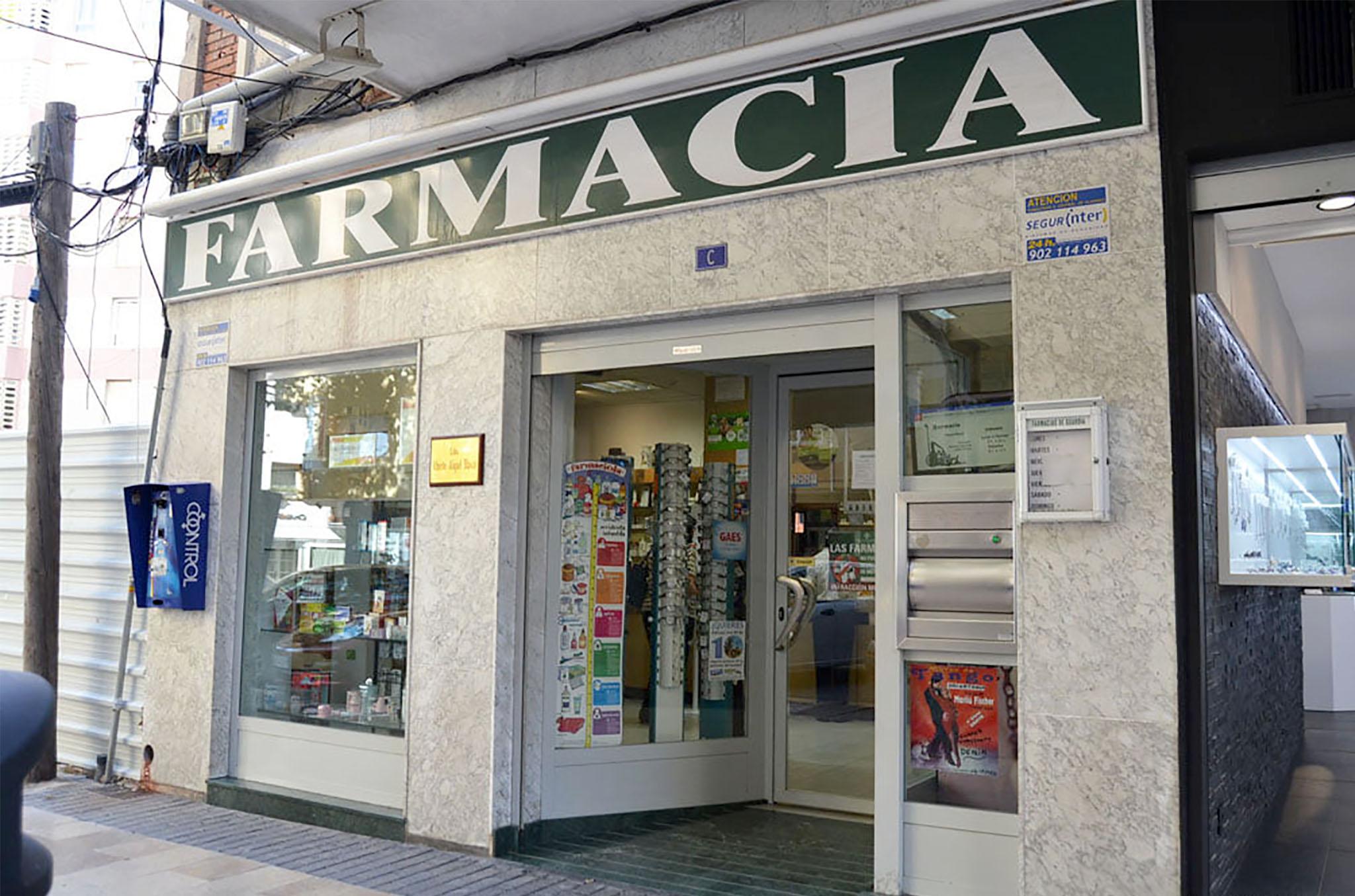 farmàcia Miquel