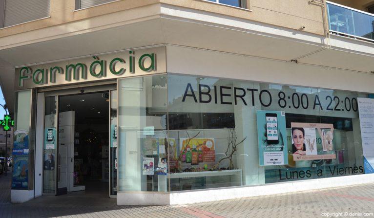 Farmacia Romany Dénia