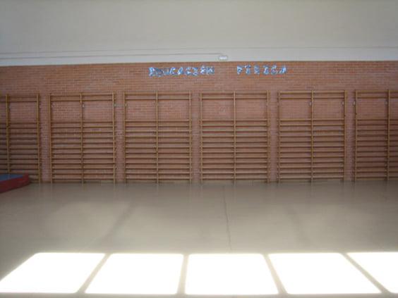 Gimnasio del Colegio Montgó