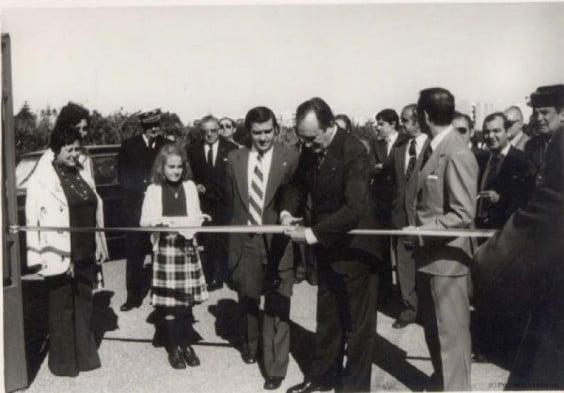 Eröffnung der Schule Pou de la Muntanya