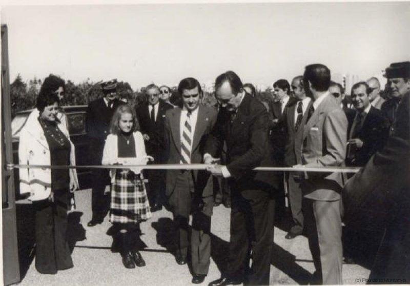 Inauguración del colegio Pou de la Muntanya