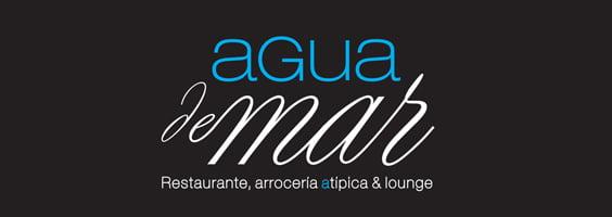 Logo Agua de Mar