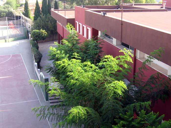 Patio del Colegio Paidos