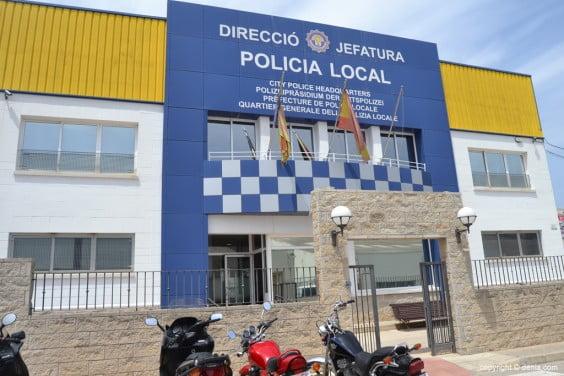 Policía Local Dénia