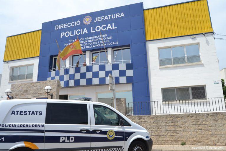 Policia Local Dénia - Prefectura