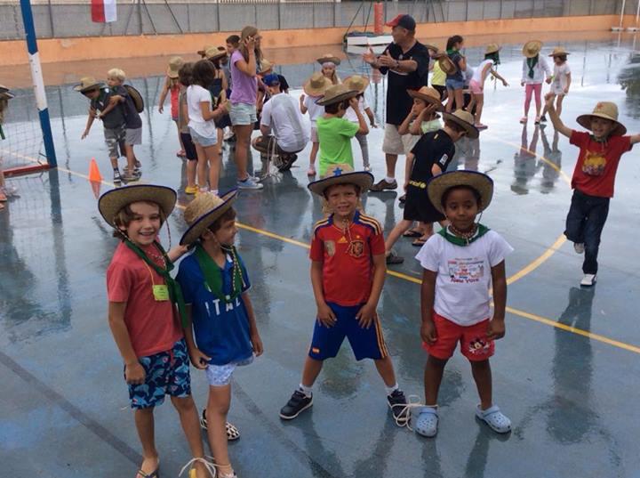 Summer Camp en el colegio Alfa & Omega