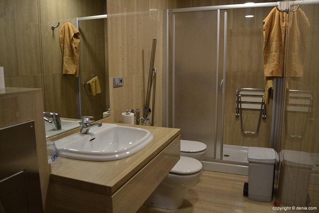 bany habitació