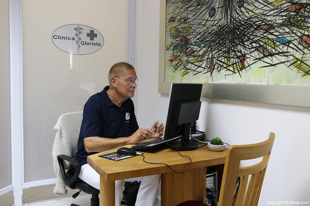 Doctor Clínica Glorieta Poblets