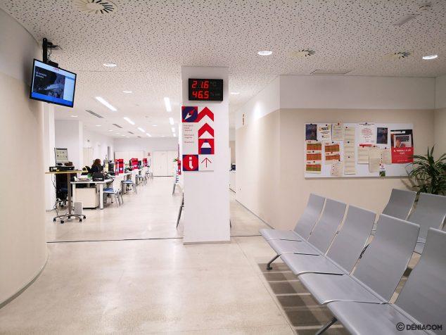 Image: Intérieur du bureau Labora à Dénia
