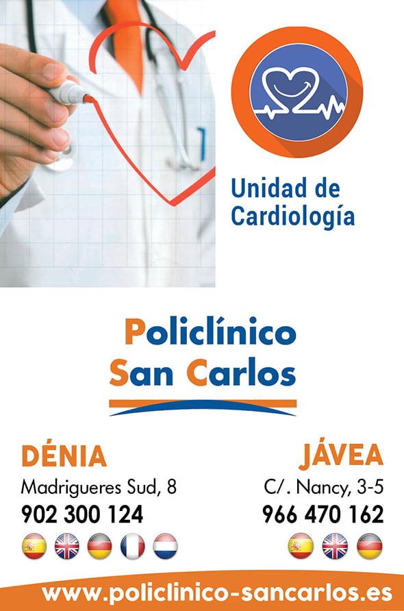 Unidad de Cardiología San Carlos