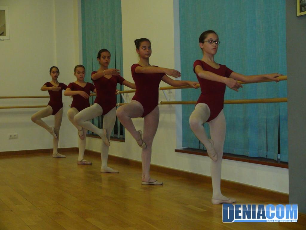 Изучение танцев в Дении - школа Вавилона