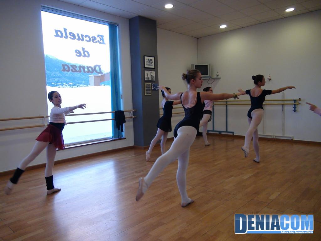 Ballet à Dénia - Ecole Babylon