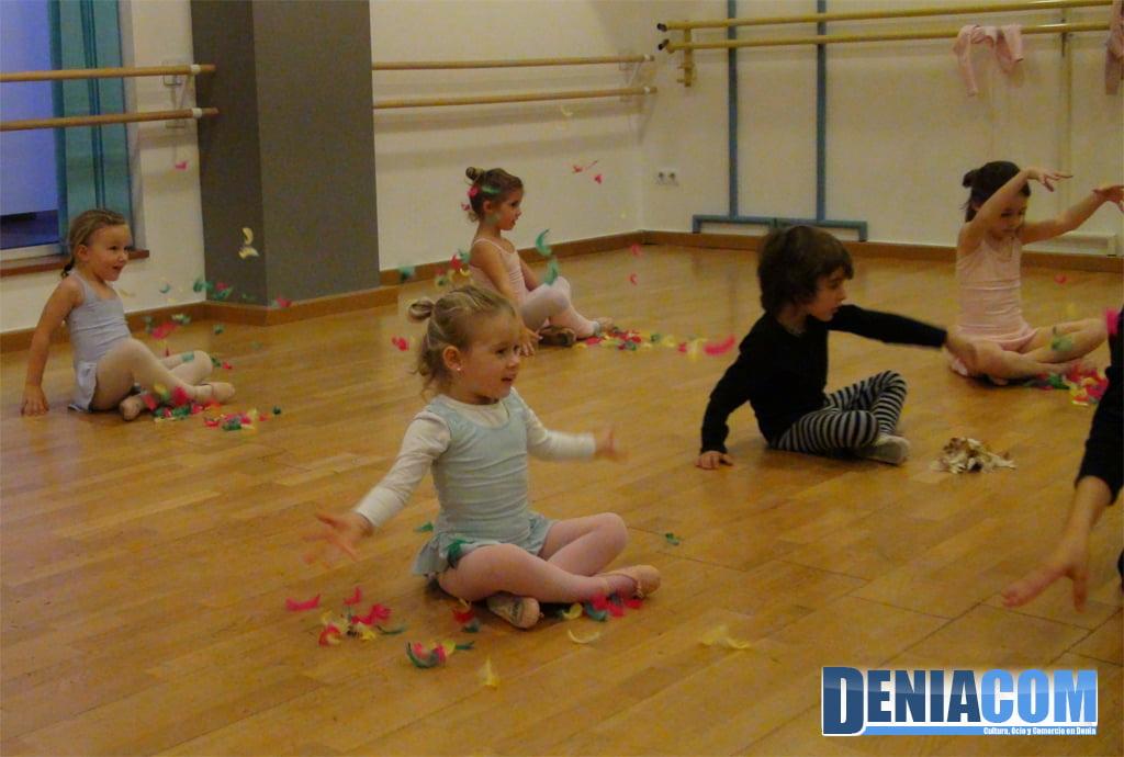 Балет в Дении - Школа танцев Вавилон