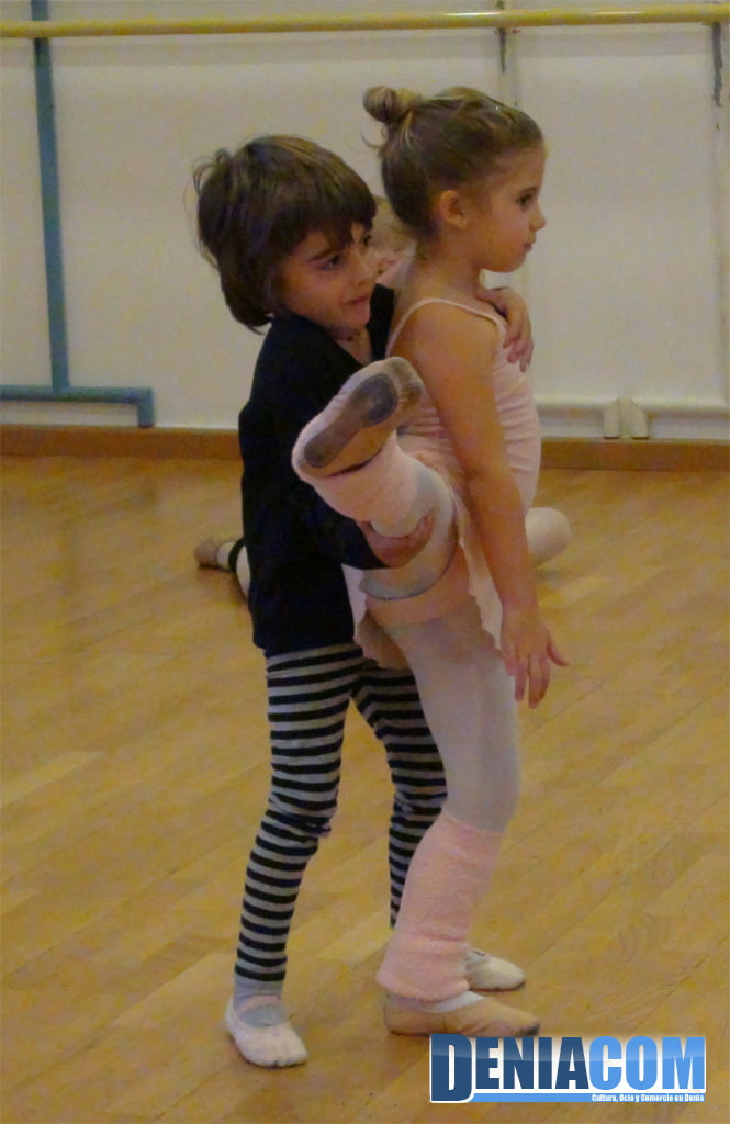 Danse à Dénia - École de danse Babylon