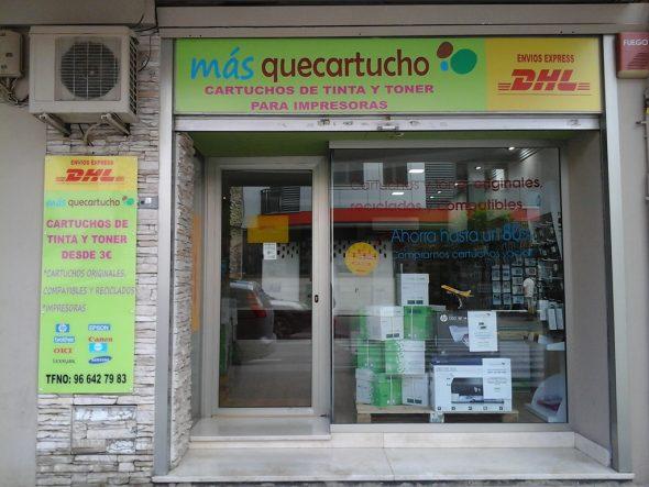 facade Masquecartucho