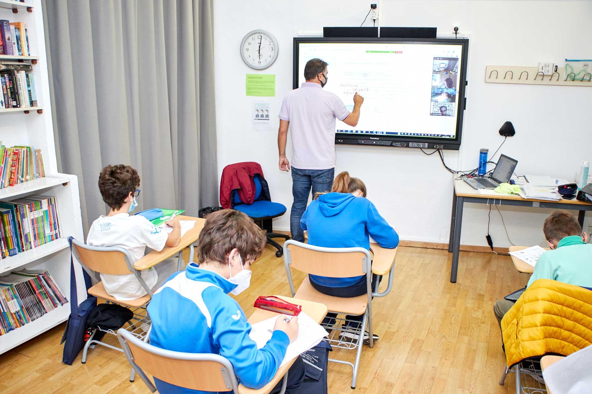 Aprender ingles en Denia – The English Institute