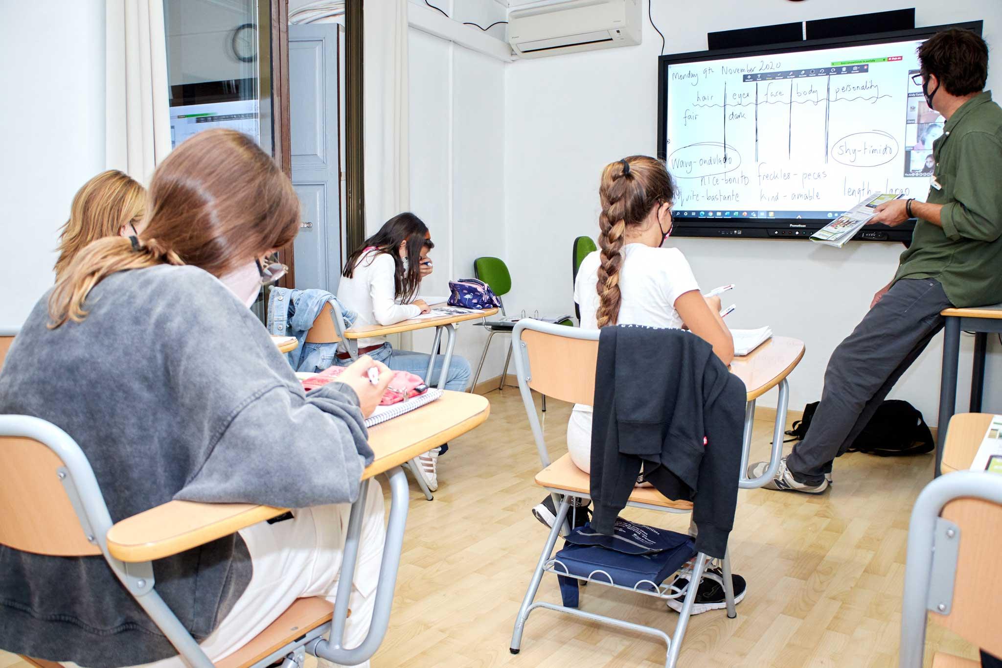 Escuela idiomas Denia – The English Institute