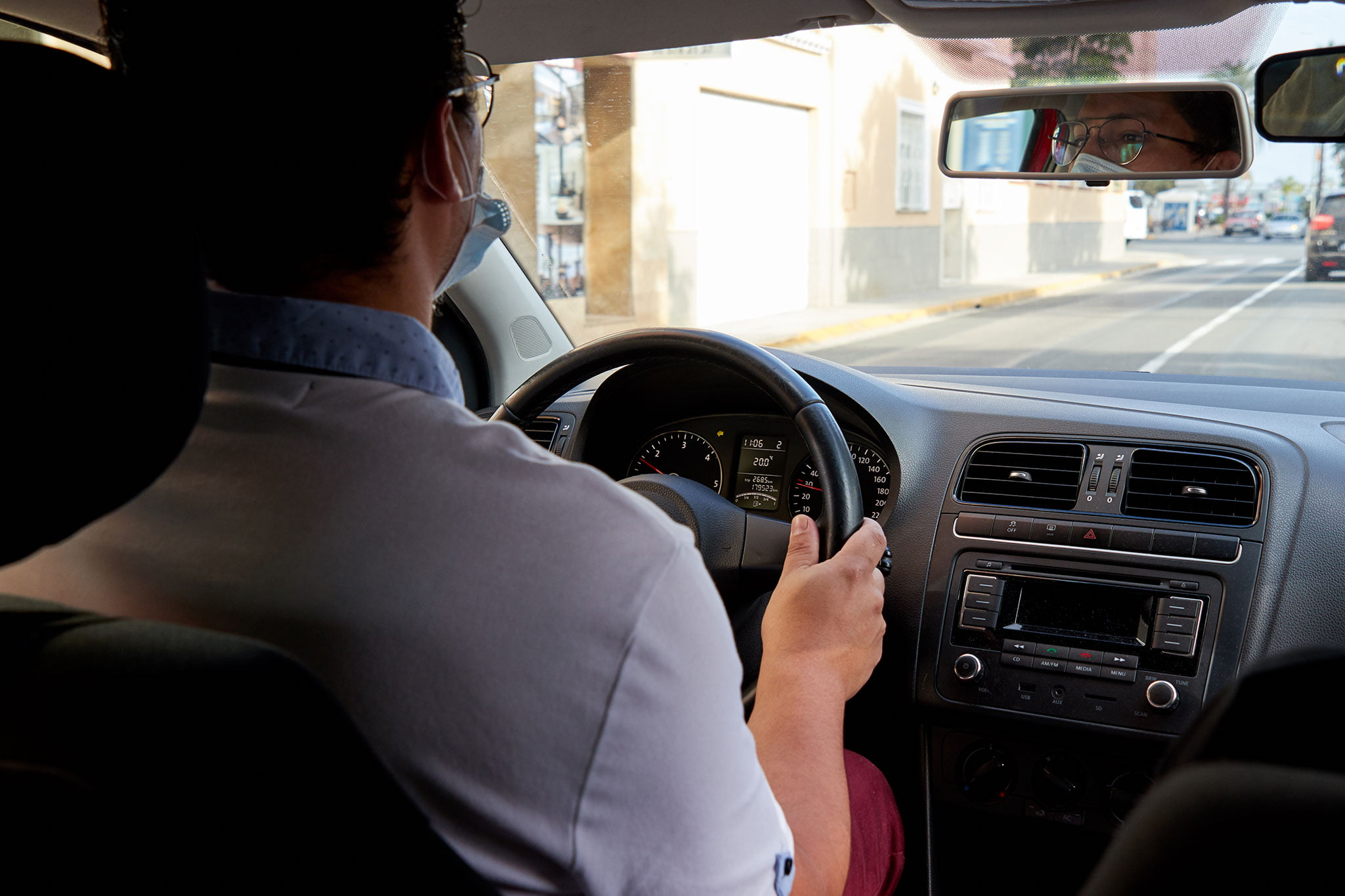 Prácticas del carnet de conducir en Dénia – Autoescuela Guillem
