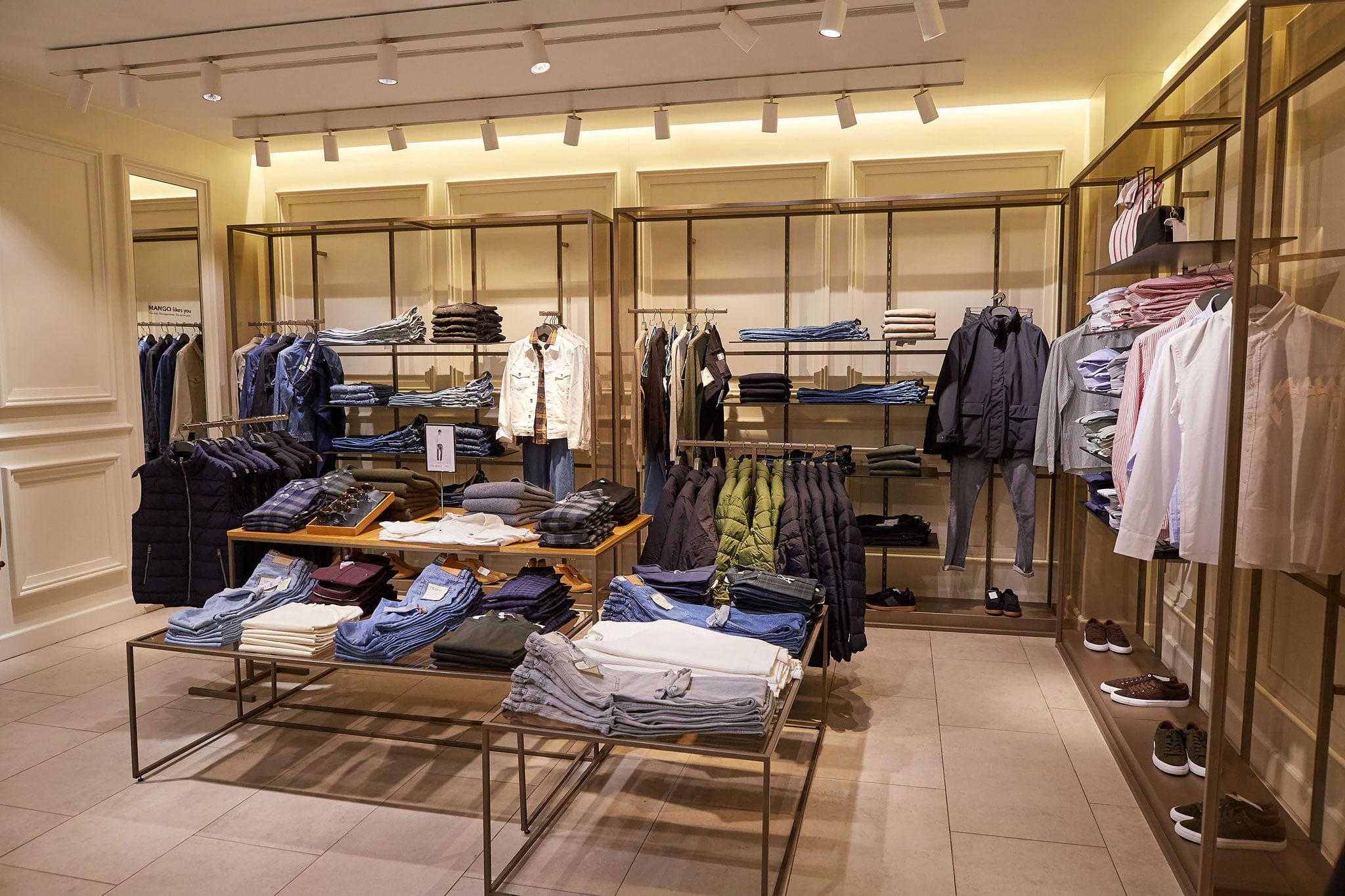 Tienda de ropa hombre en Dénia – MANGO