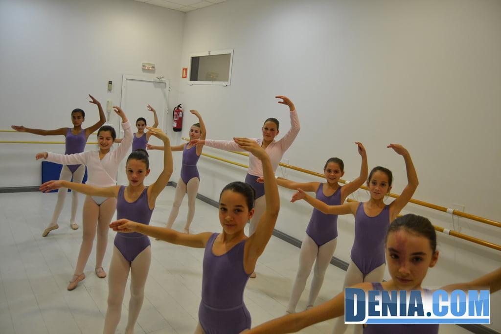 Apprendre le ballet à Dénia - Babylon