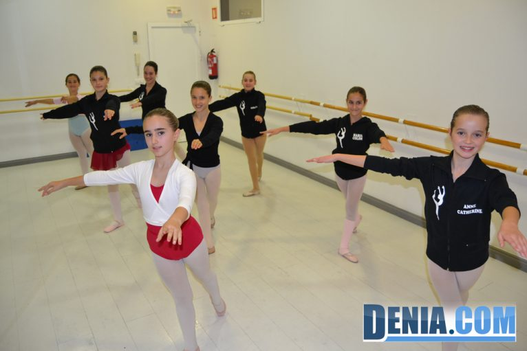 Вавилон Дения - уроки балета