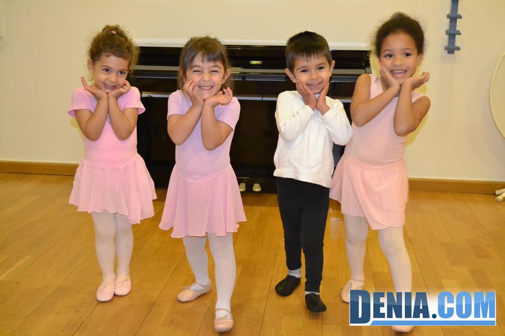 Babylon Dénia - cours de ballet pour enfants