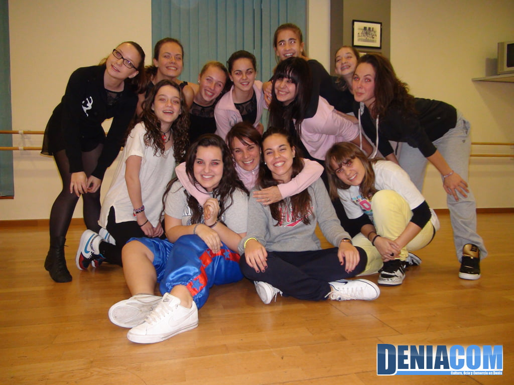 danse Hip Hop à Dénia - School of Dance Babylon