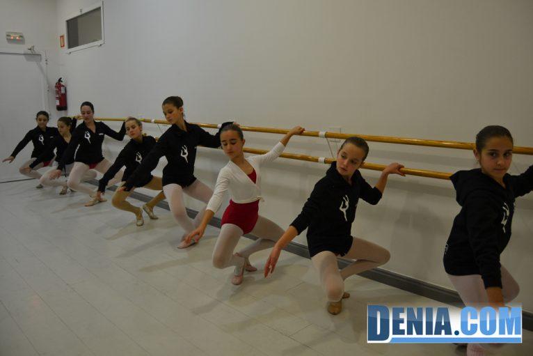 Ballet avancé à Dénia - Babylone