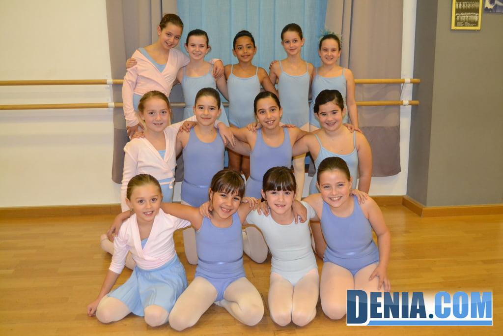 Балет в Дении - Вавилонская школа танцев