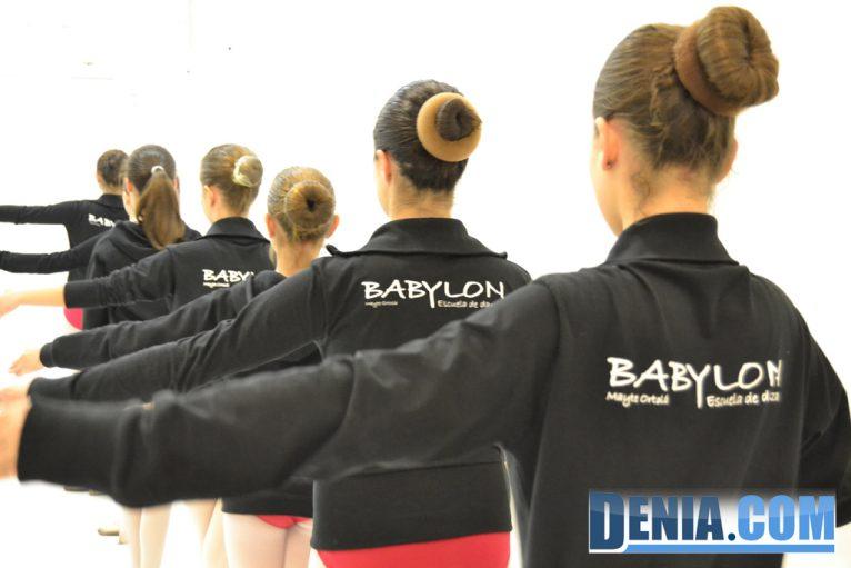 Cours de ballet - Babylone