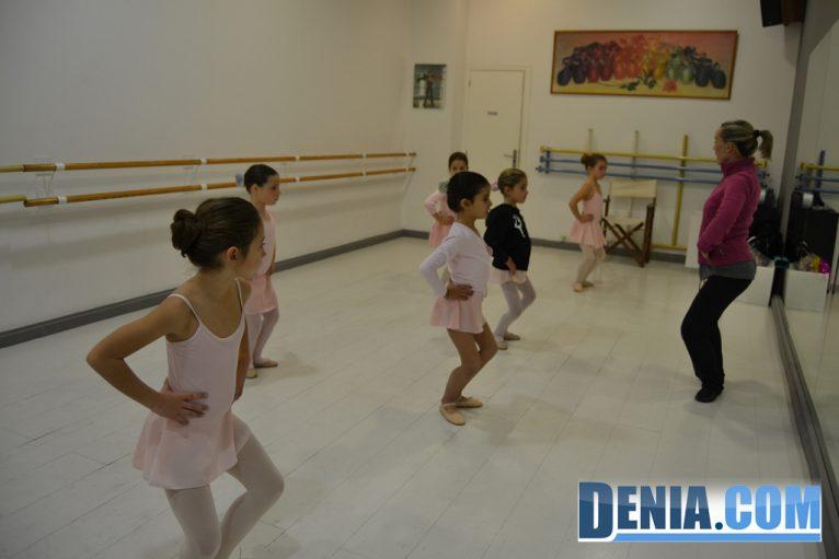 Clases de ballet en Babylon Dénia