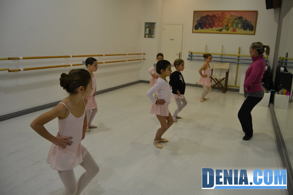 Classes de ballet a Babylon Dénia