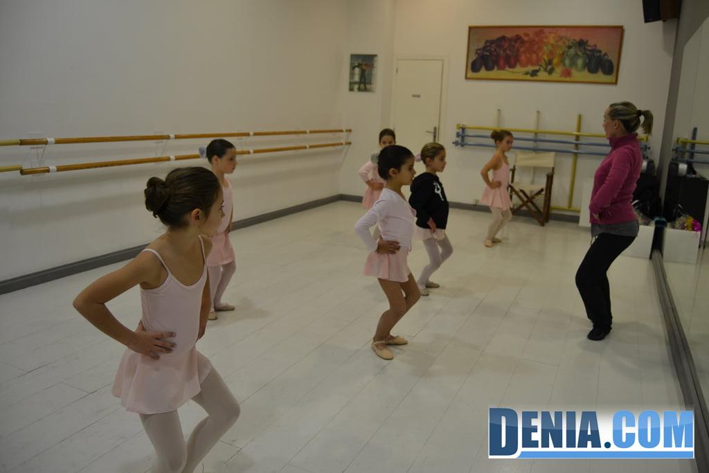 cours de danse classique Babylon à Dénia