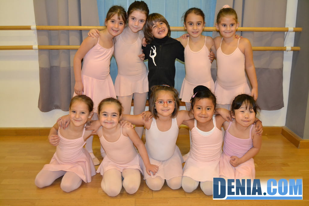Classes de ballet per a nens - Babylon Dénia