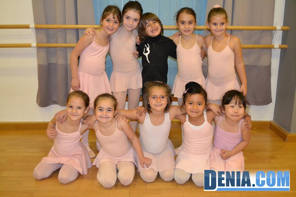 Cours de ballet pour enfants - Babylon Dénia