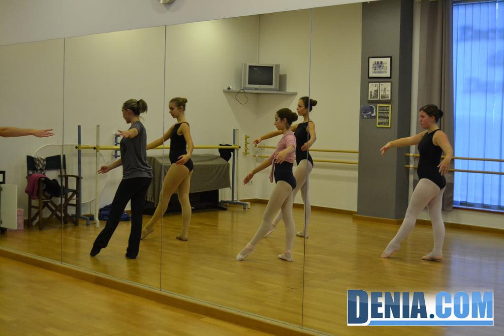 Танцевальные классы в Дении - Вавилон