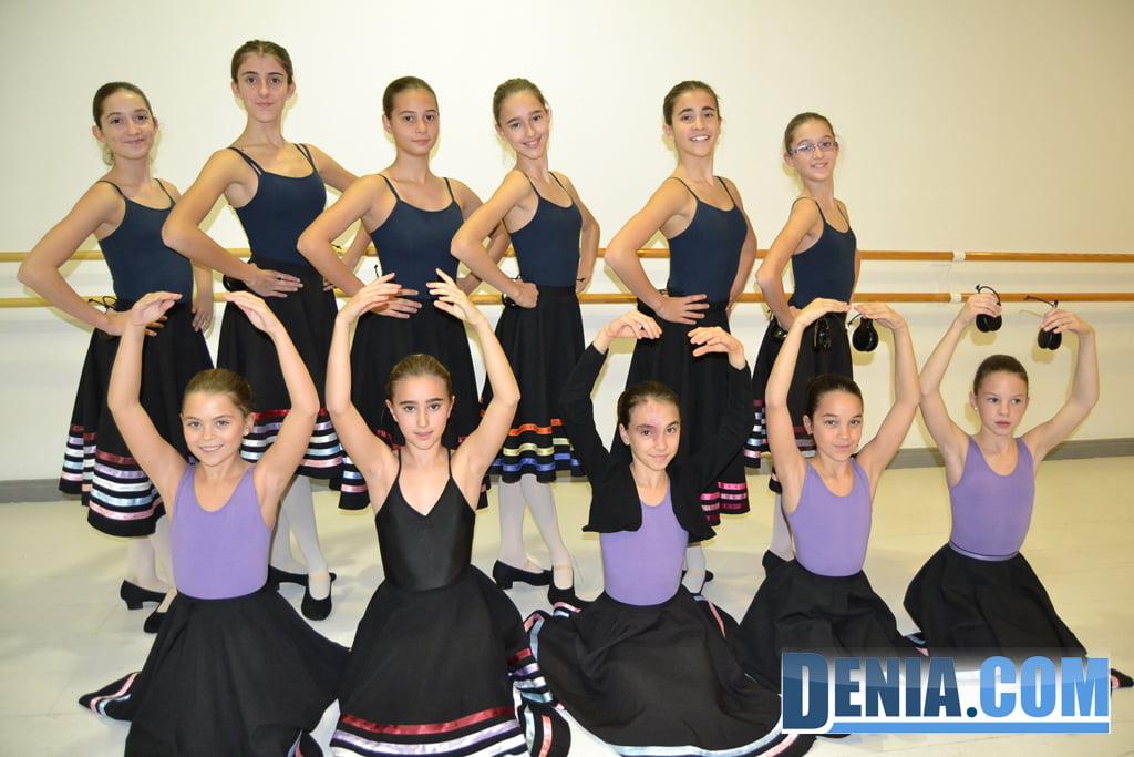 Cours d'espagnol à Dénia classique - Ecole de danse Babylon