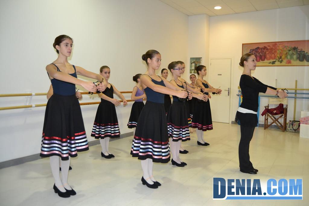 Уроки фламенко в Дении - Вавилон