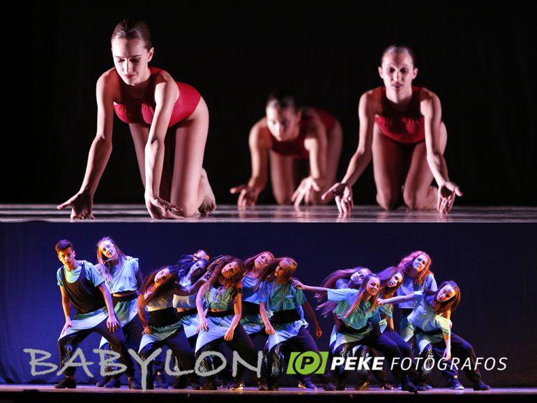 Вавилонский танец