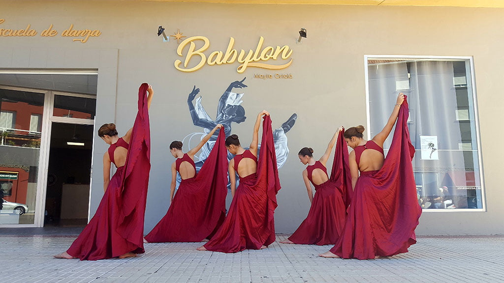 ballarines Babylon