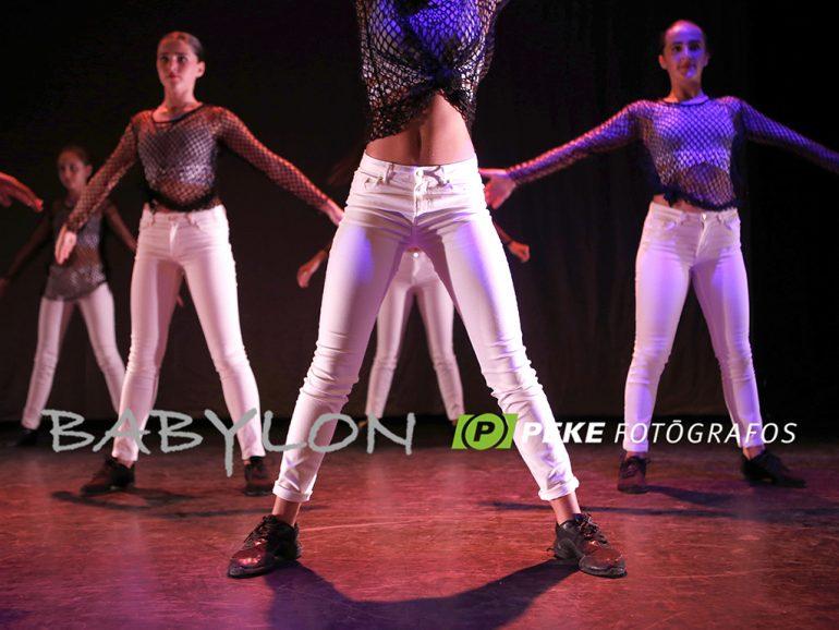 танец Вавилон