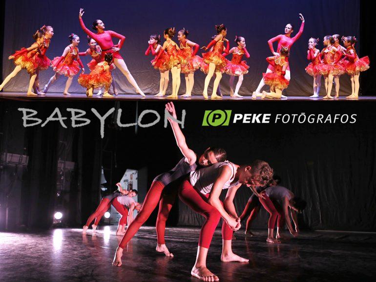 Pequeños bailarines Babylon