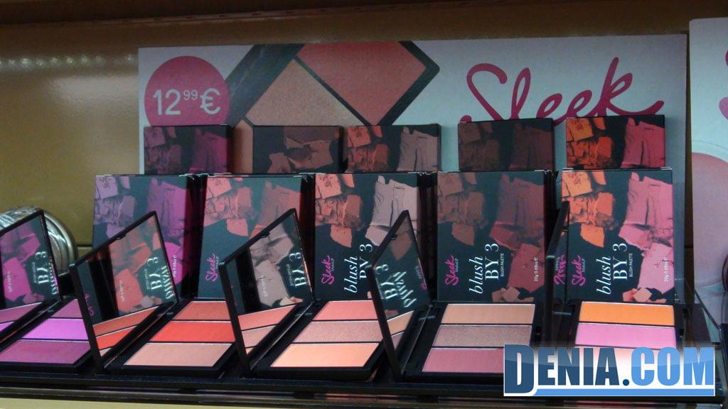 Comprar maquillatge a Dénia - Doré