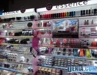 Maquillaje de las mejores marcas en Doré Dénia