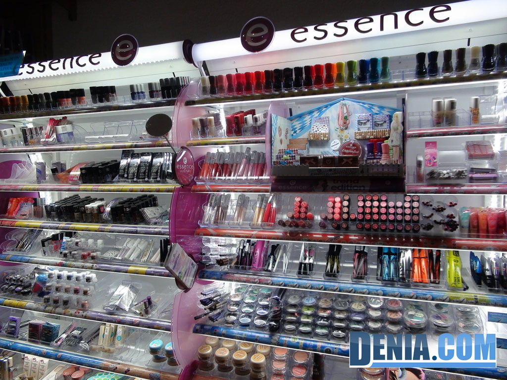 Maquillatge de les millors marques en Doré Dénia