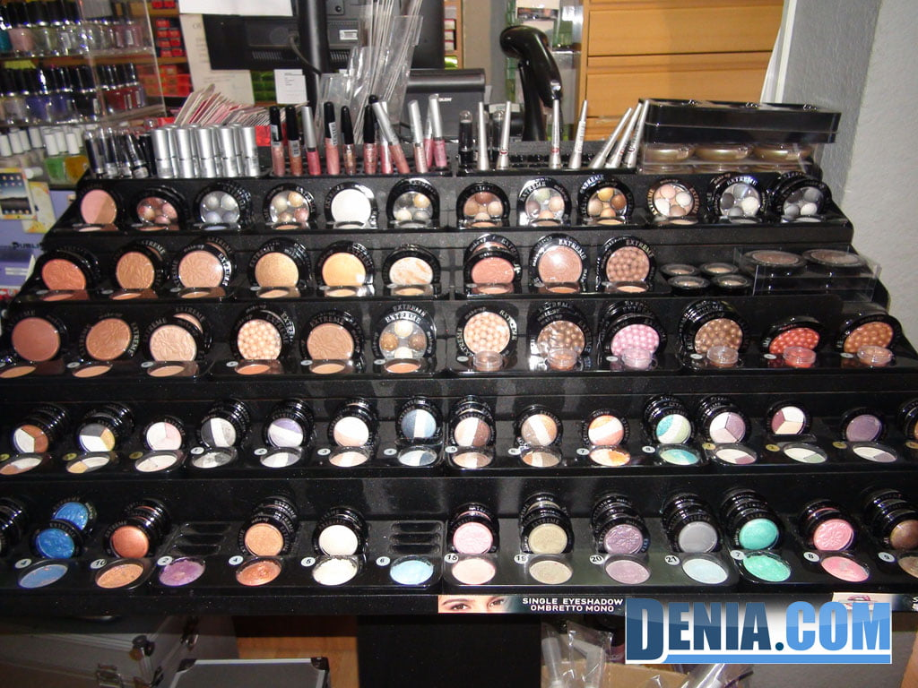 Productes de perruqueria i estètica per a professionals en Doré Dénia