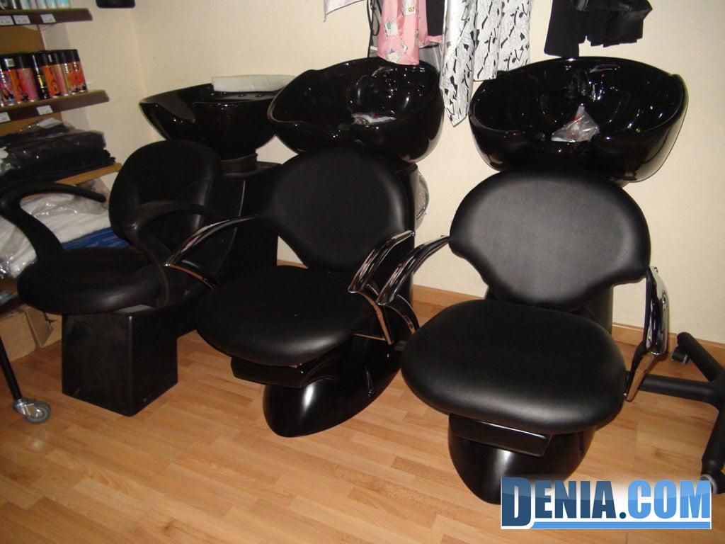 Venda de mobiliari per peluqería a Dénia - Doré
