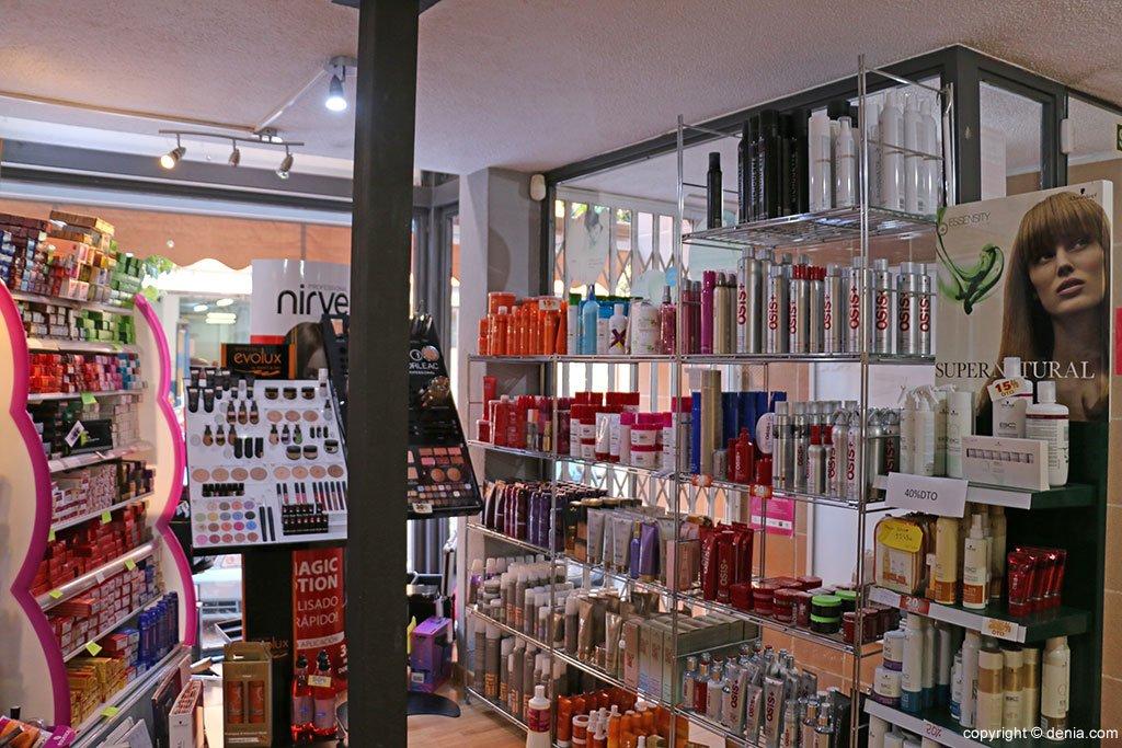 Maquillatge i perruqueria Doré