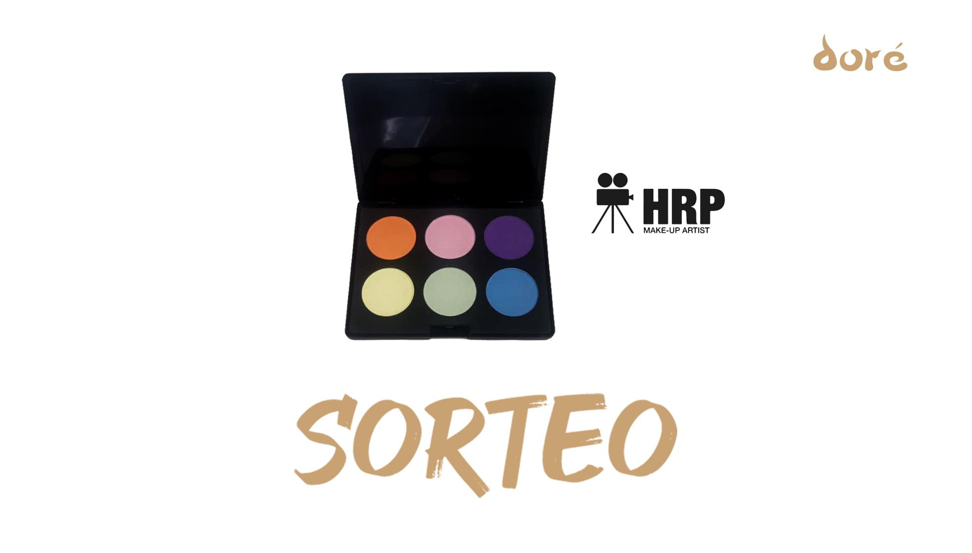 Sorteo Harpo Dore